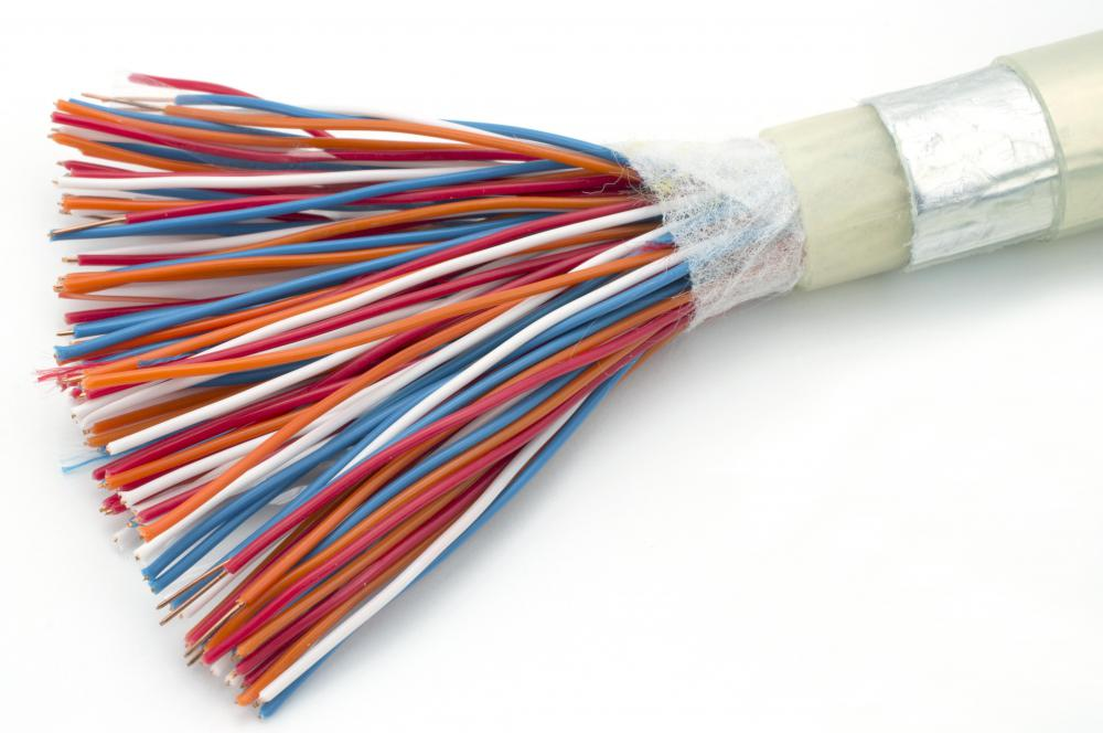 Because of its low level of degradation, or attenuation, optical fiber is ideal for long distance communications.