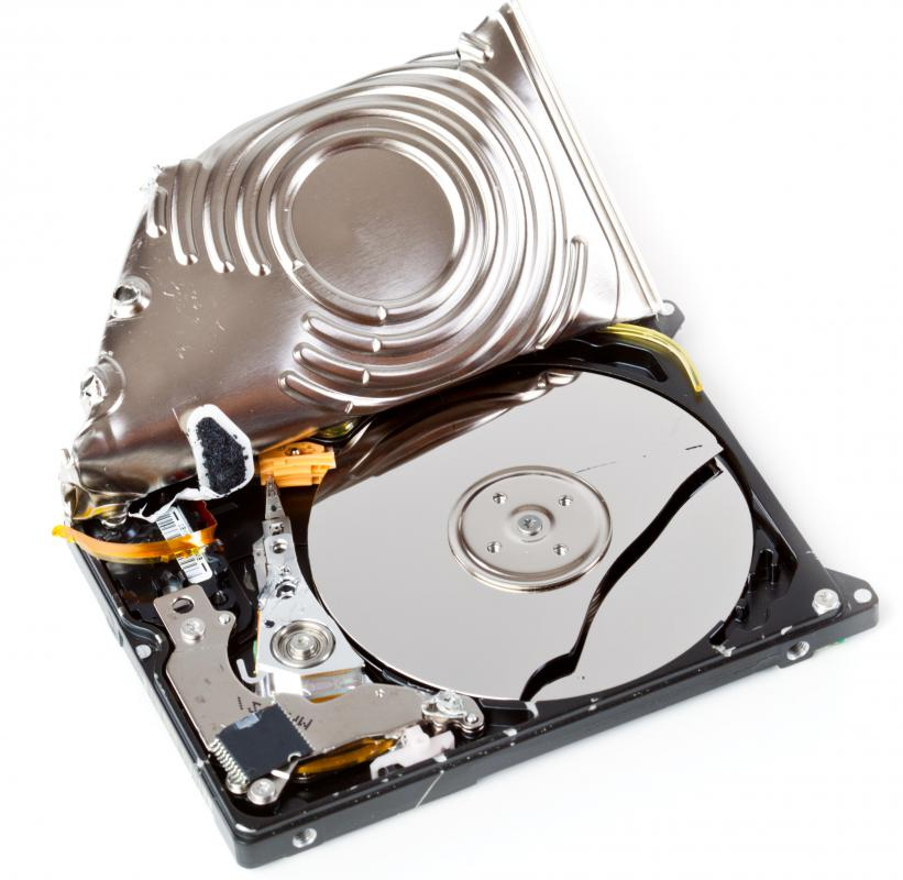 Automated backup software is available to guard against losing information in the event of a hard drive malfunction.