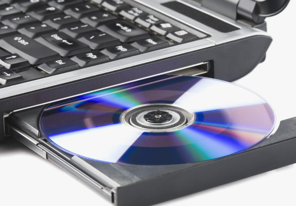 A computer audit can include assessing media capabilities, including CD and DVD burners.
