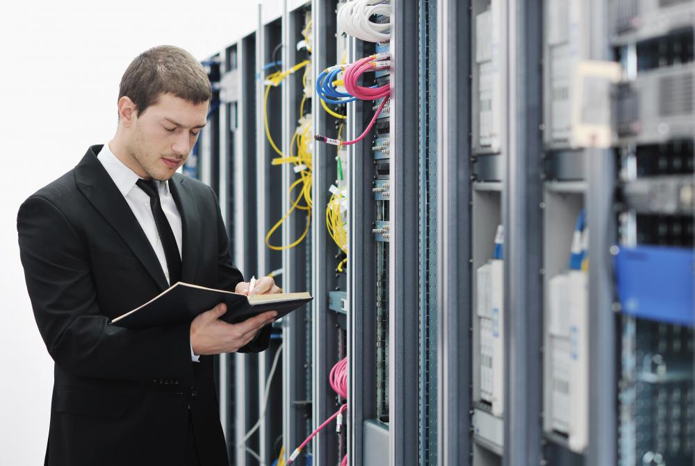 Server maintenance plans are created by technical managers to install and support servers and other equipment.