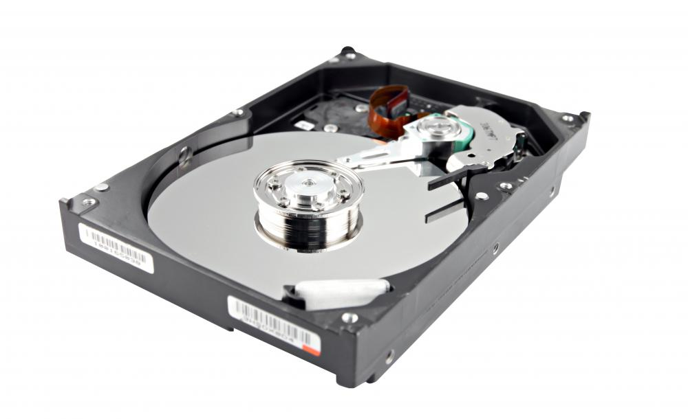 Defragmenting a hard drive is a common maintenance process that rearranges data in a contiguous fashion ultimately increasing performance.