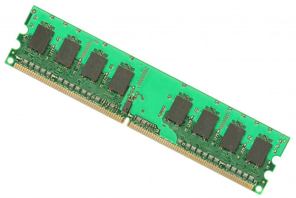 RAM space is freed up through the use of virtual memory.