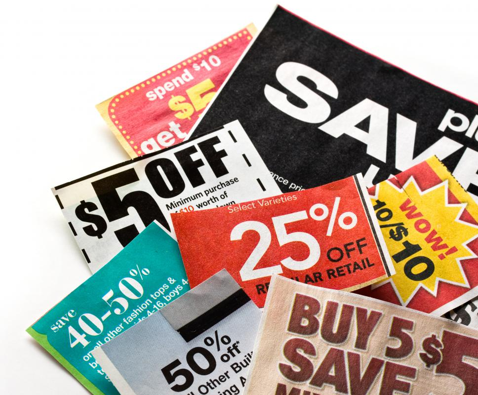 Printable coupons can be found on a variety of online sites.