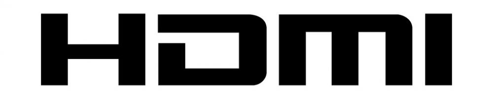The HDMI® logo.