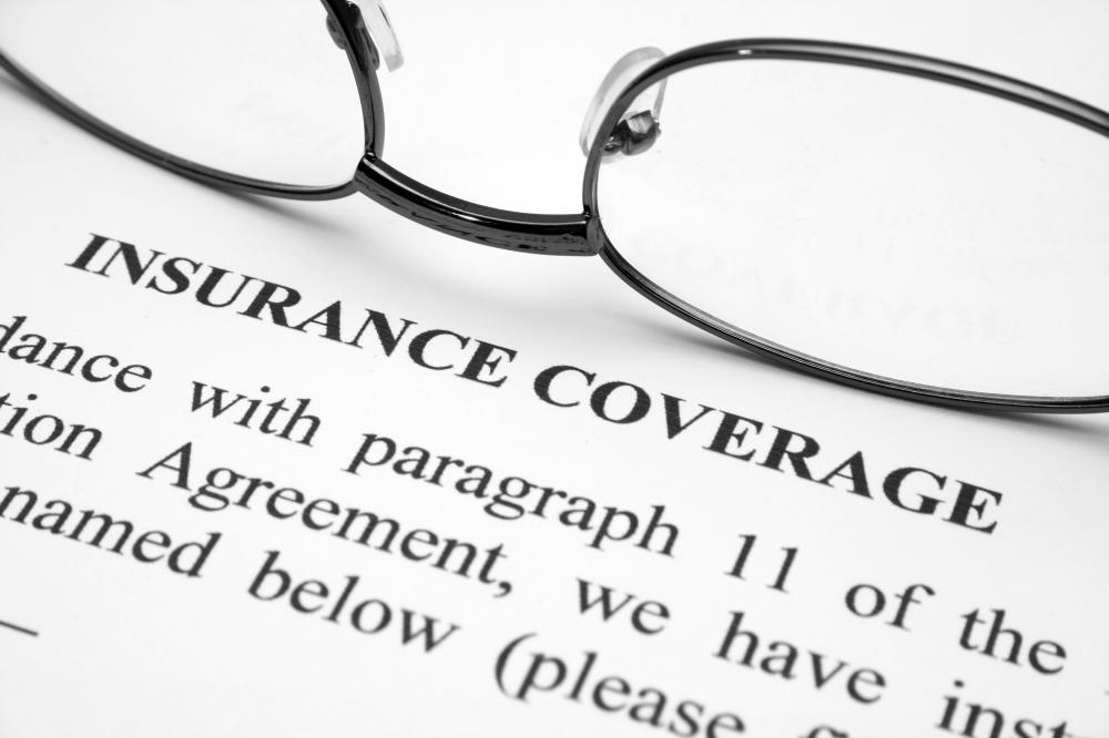 A laptop insurance agreement.