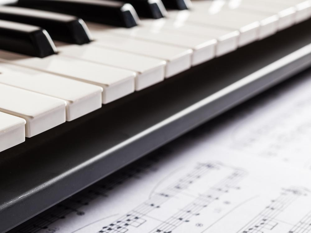 A keyboard cover may be used to cover a musical instrument keyboard.