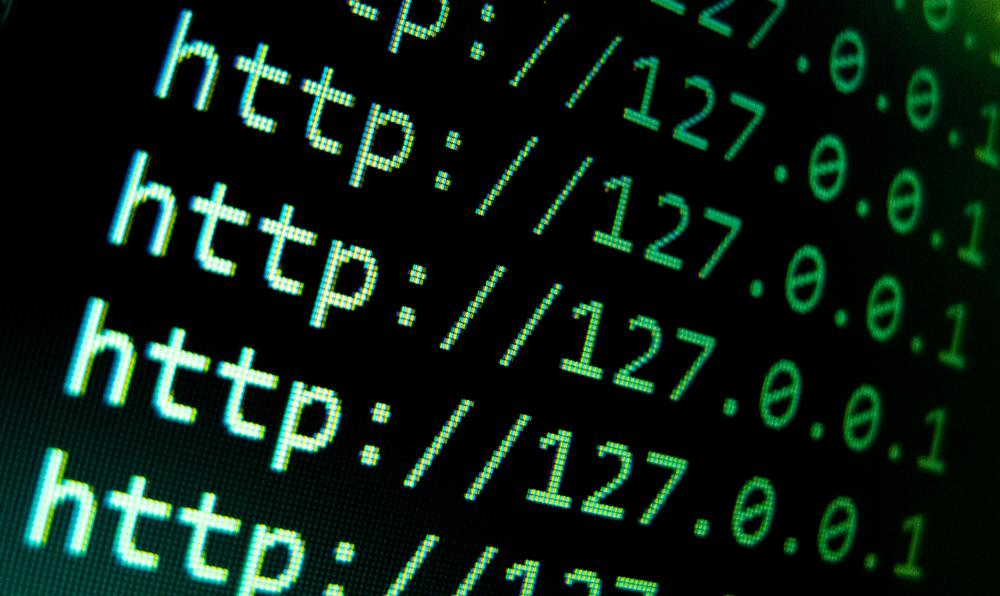 Incorrectly setting up IP addresses can place users into dark Internet regions.