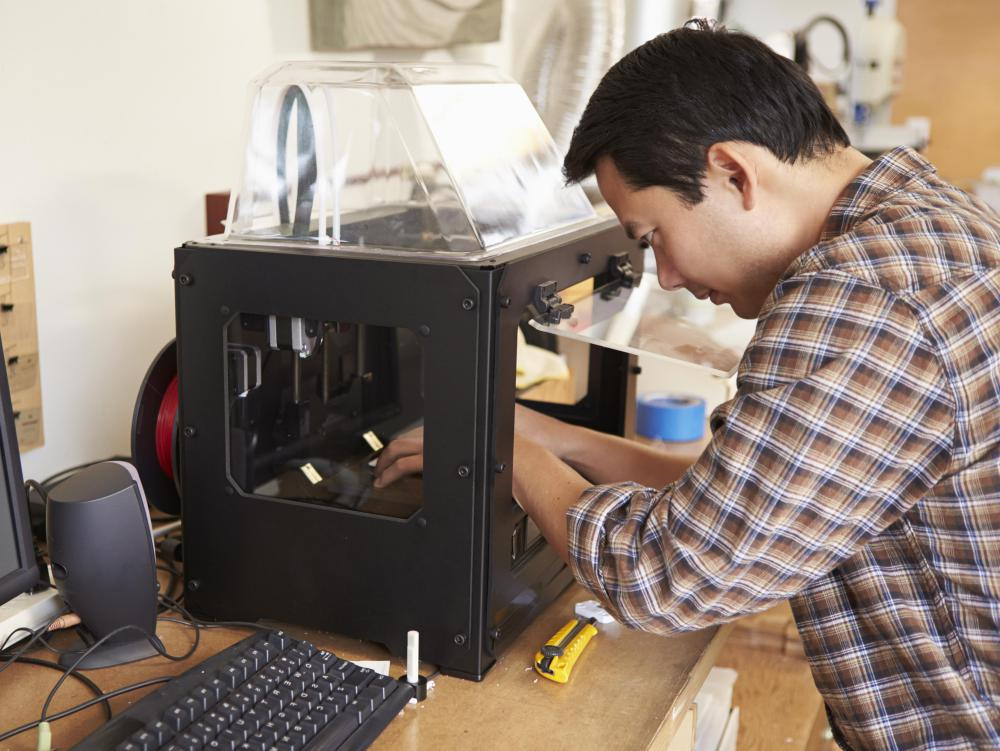 Modern CAD software can create a digital object that can then be 3D printed.