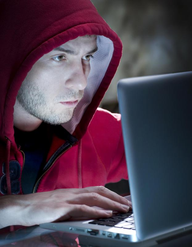 Hackers and thieves can use viruses, Trojans, spyware and other malware to infiltrate and steal information from a person's computer.