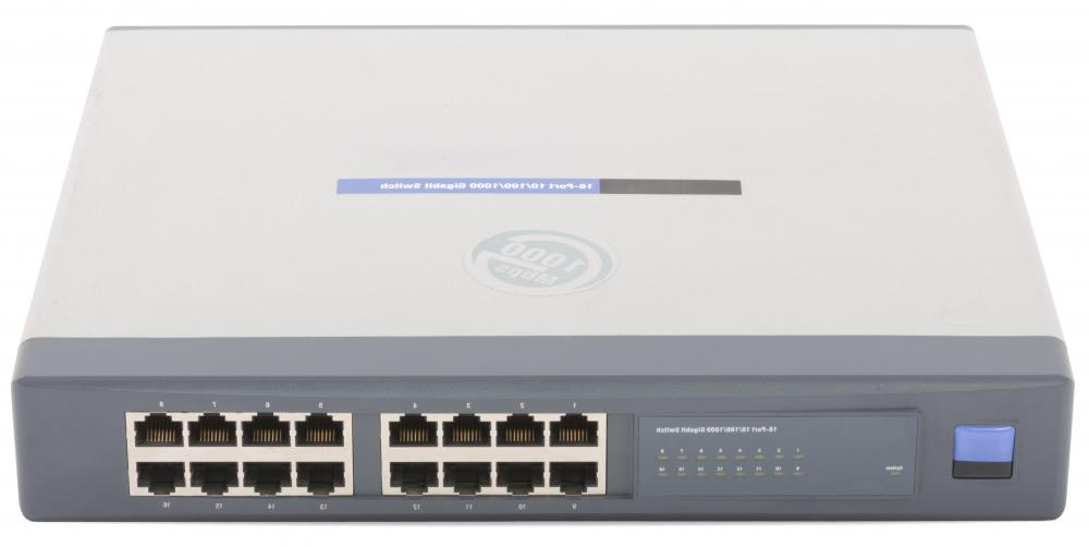 A network switch is a unit that allows multiple computers to share the same data connection on a network.