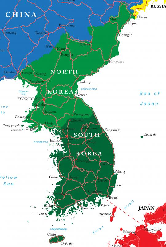 South Korea was one of the first counties to successfully launch a 3G network.