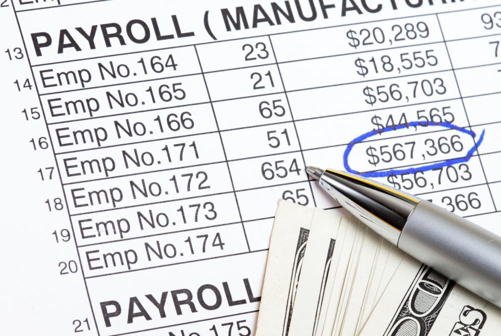 An employer can configure payroll using HRMS.