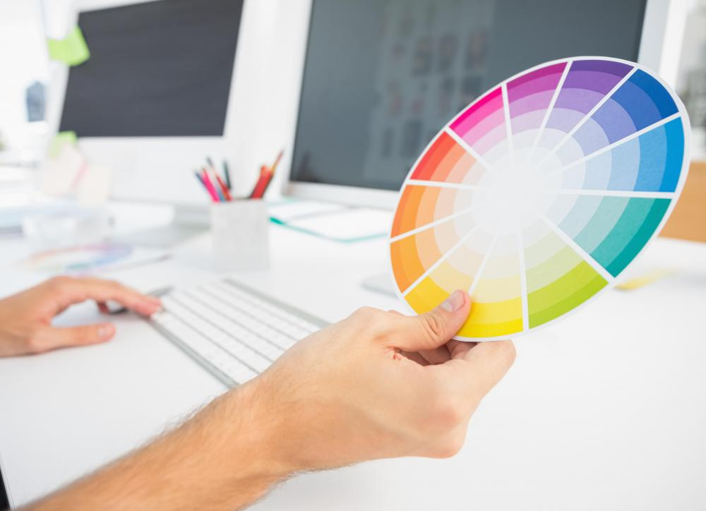 A Web designer may be expected to be familiar with color theory.