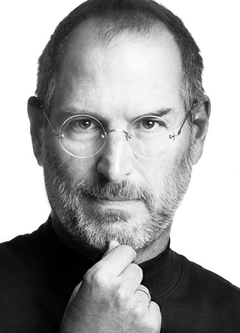 Steve Jobs started development of the NeXT Cube between his stints with Apple Computers.