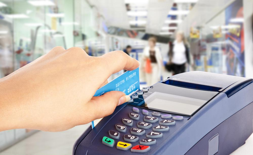 Making purchases using a debit card requires an access code.