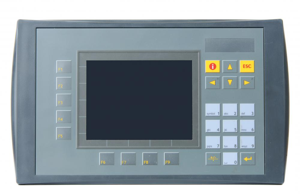 A programmable logic controller is a required component in a SCADA system.