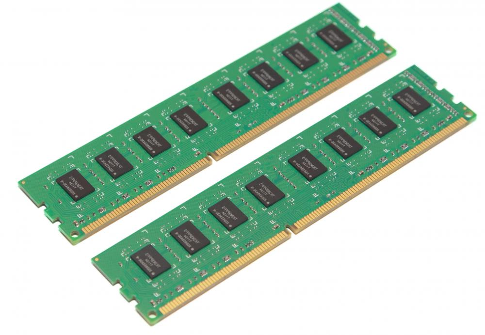 Adding RAM -- or Random Access Memory -- to your computer can increase its performance.
