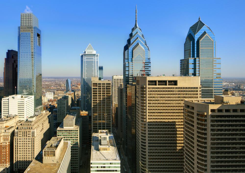 There is an effort underway to provide free WiFi throughout the City of Philadelphia.