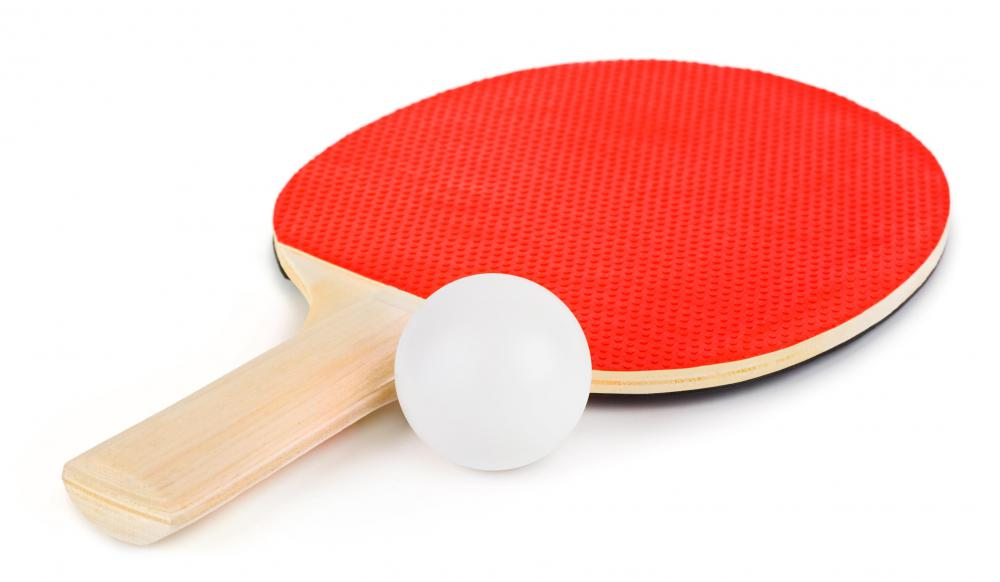 Pong was inspired by ping-pong.