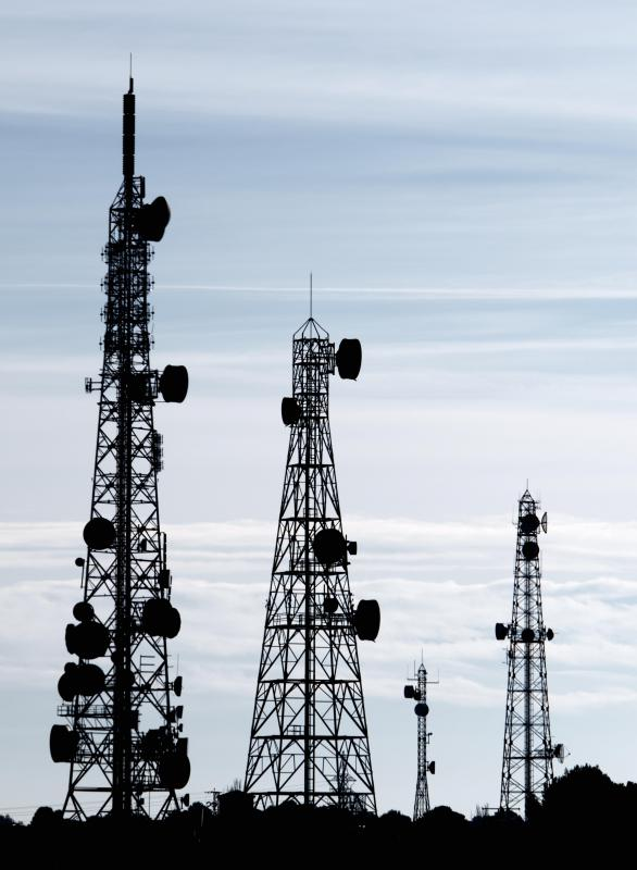 Telecommunications companies offer wired and wireless phone, Internet, television and network services for homes, businesses and other organizations.