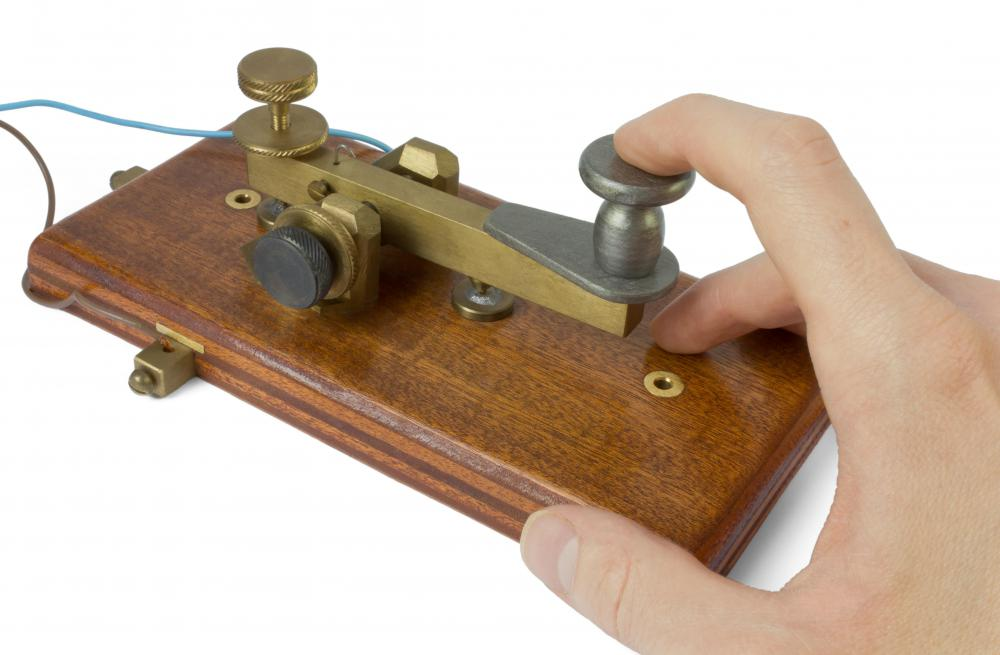 The break key can be traced  back to the telegraph.