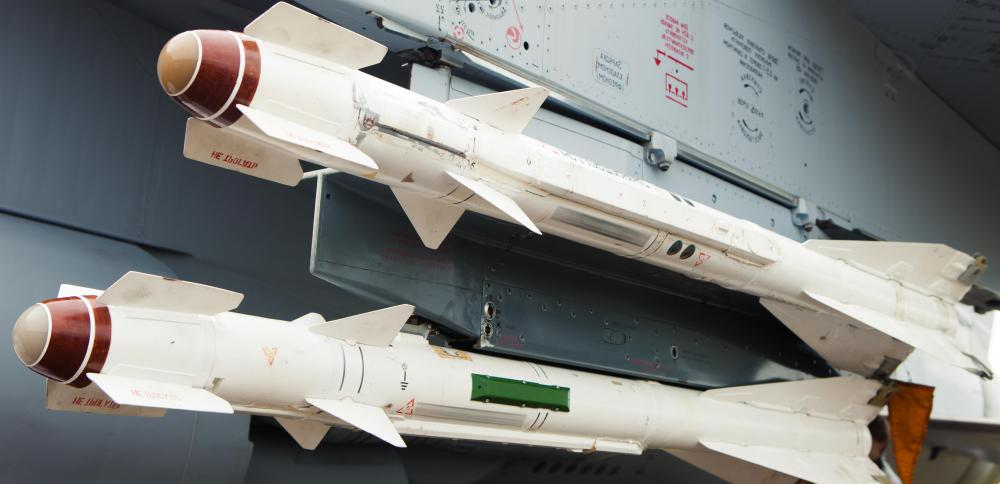 Embedded software has been used to direct missiles.