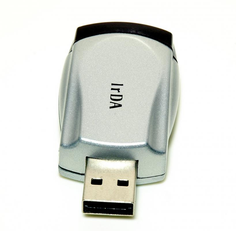 A physical dongle, which a virtual dongle emulates.