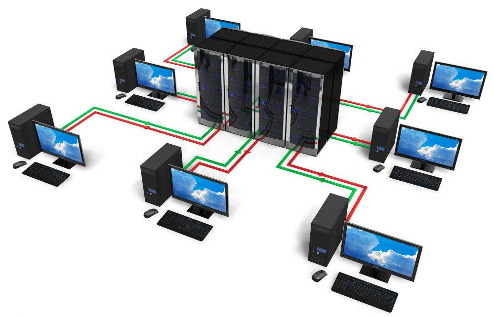 Web servers store Internet content and deliver it to computer users upon request.