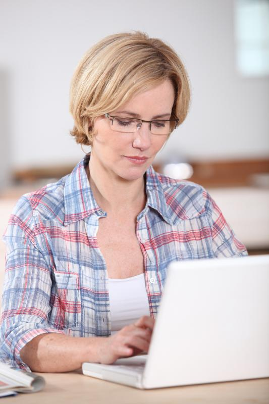 Moderators often work from home, only requiring a laptop and internet connection to do their job.